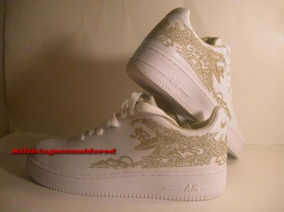 Nike  Air Force 1 NFL Pro Bowl 06 - 2
