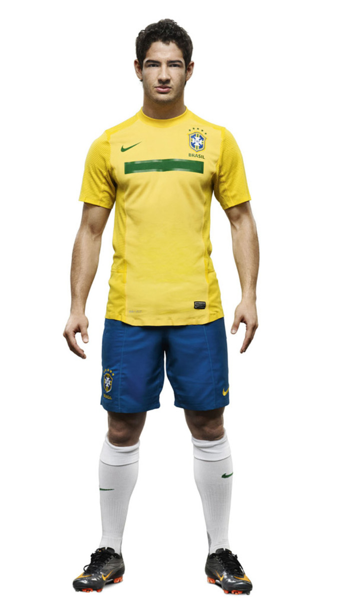 Nike Unveils New Brasil National Team Jersey 2