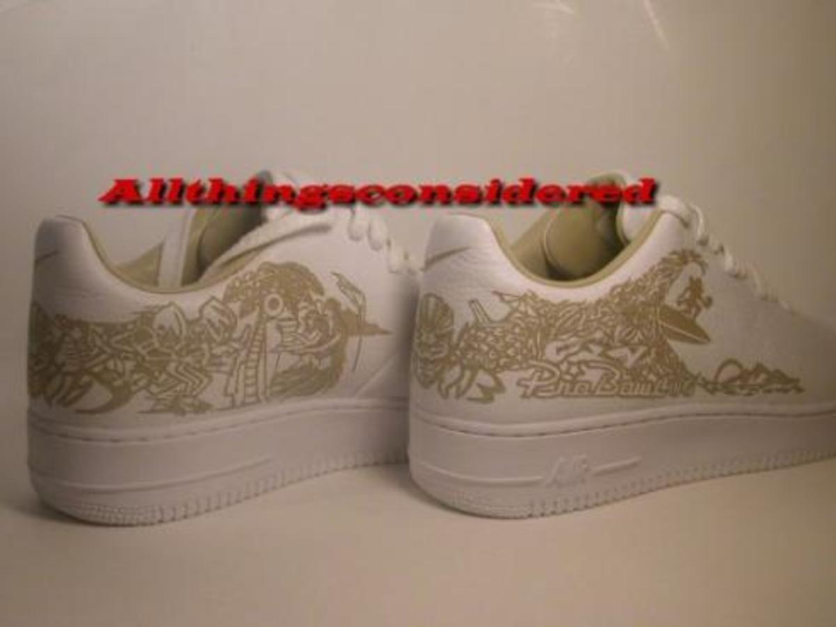 Nike  Air Force 1 NFL Pro Bowl 06 - 0