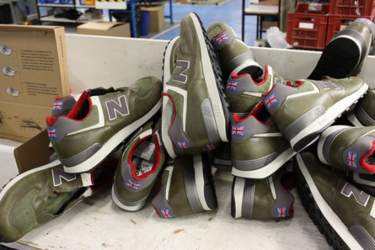 New Balance Flimby Factory 9