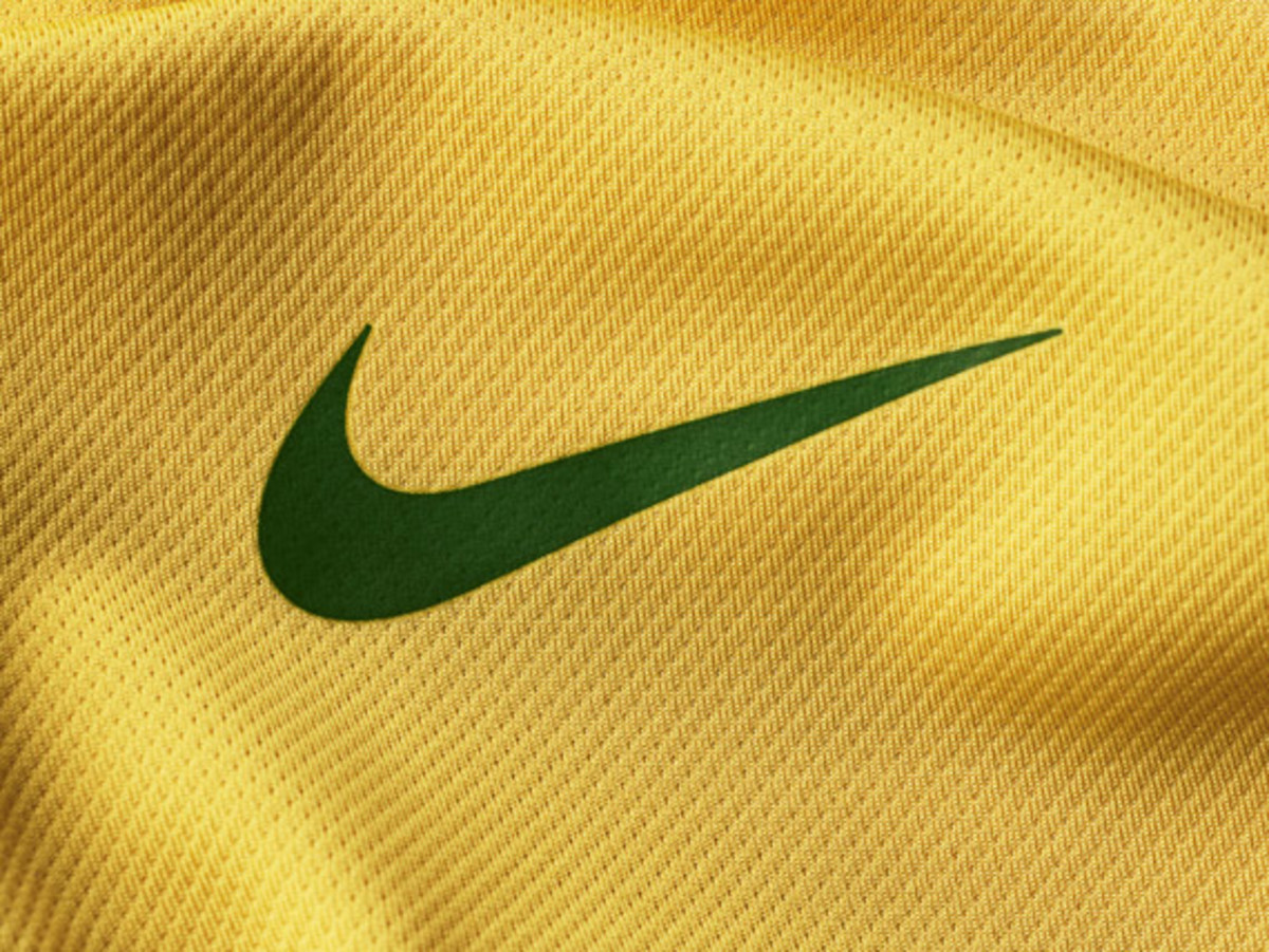 Nike Unveils New Brasil National Team Jersey 14