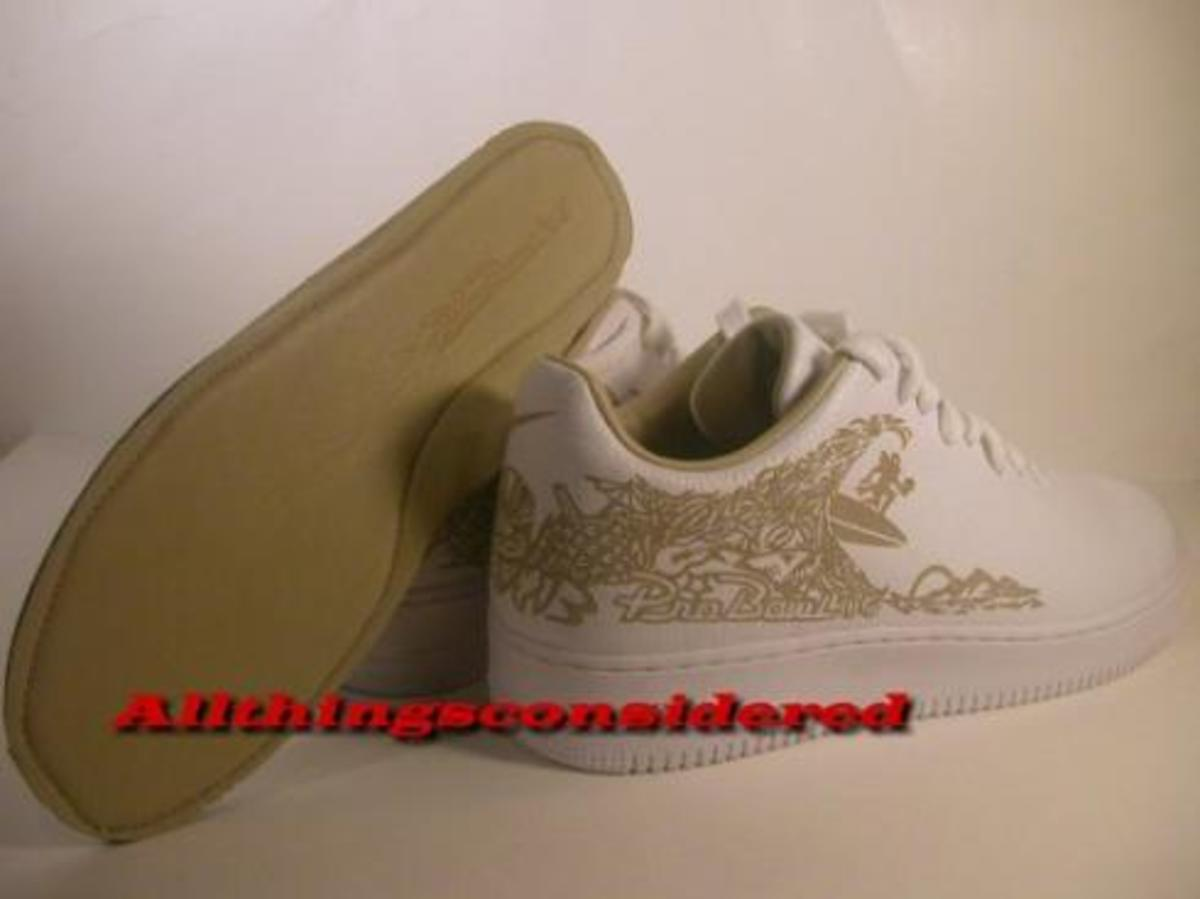 Nike  Air Force 1 NFL Pro Bowl 06 - 1