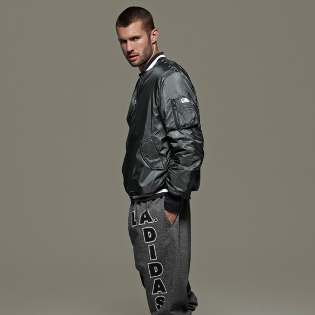 Incompetencia Mal funcionamiento Privilegio  adidas Originals by Originals James Bond For David Beckham Spring/Summer  2011 Collection Lookbook - Freshness Mag