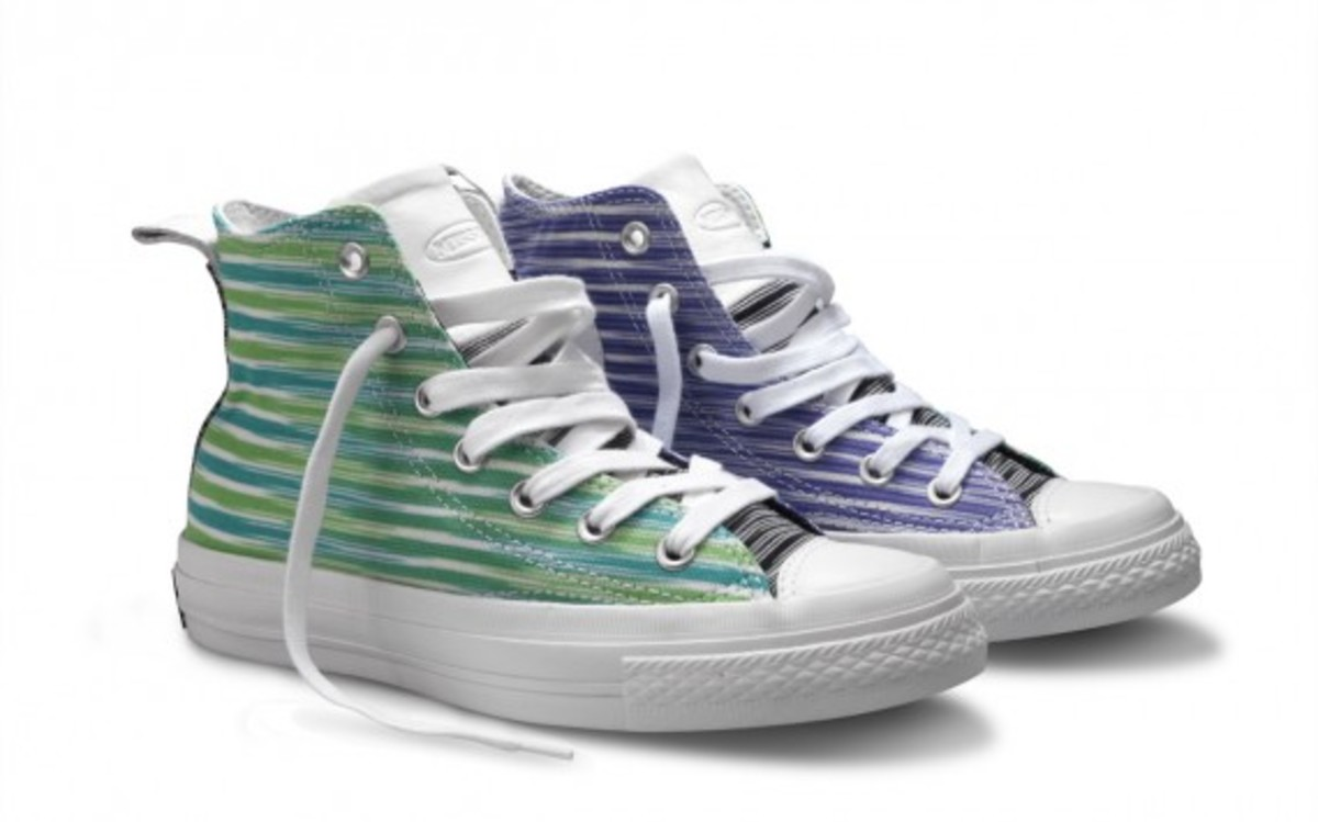 MISSONI FOR CONVERSE CHUCK TAYLOR ALL STAR 4