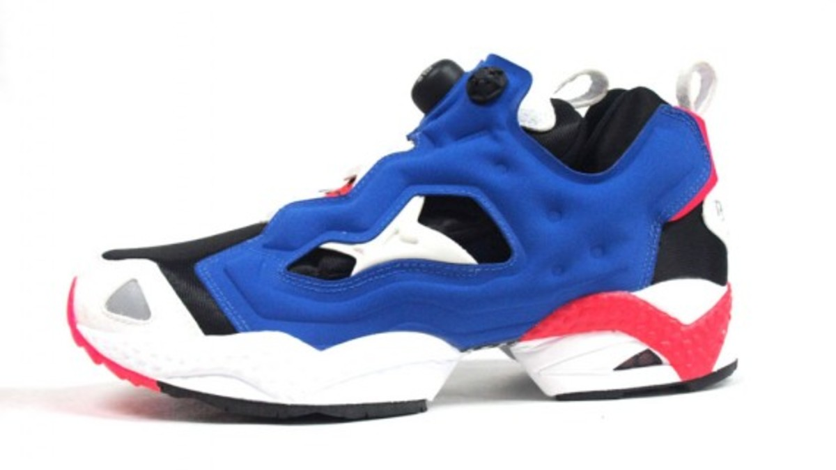 Insta Pump Fury Tricolore 6