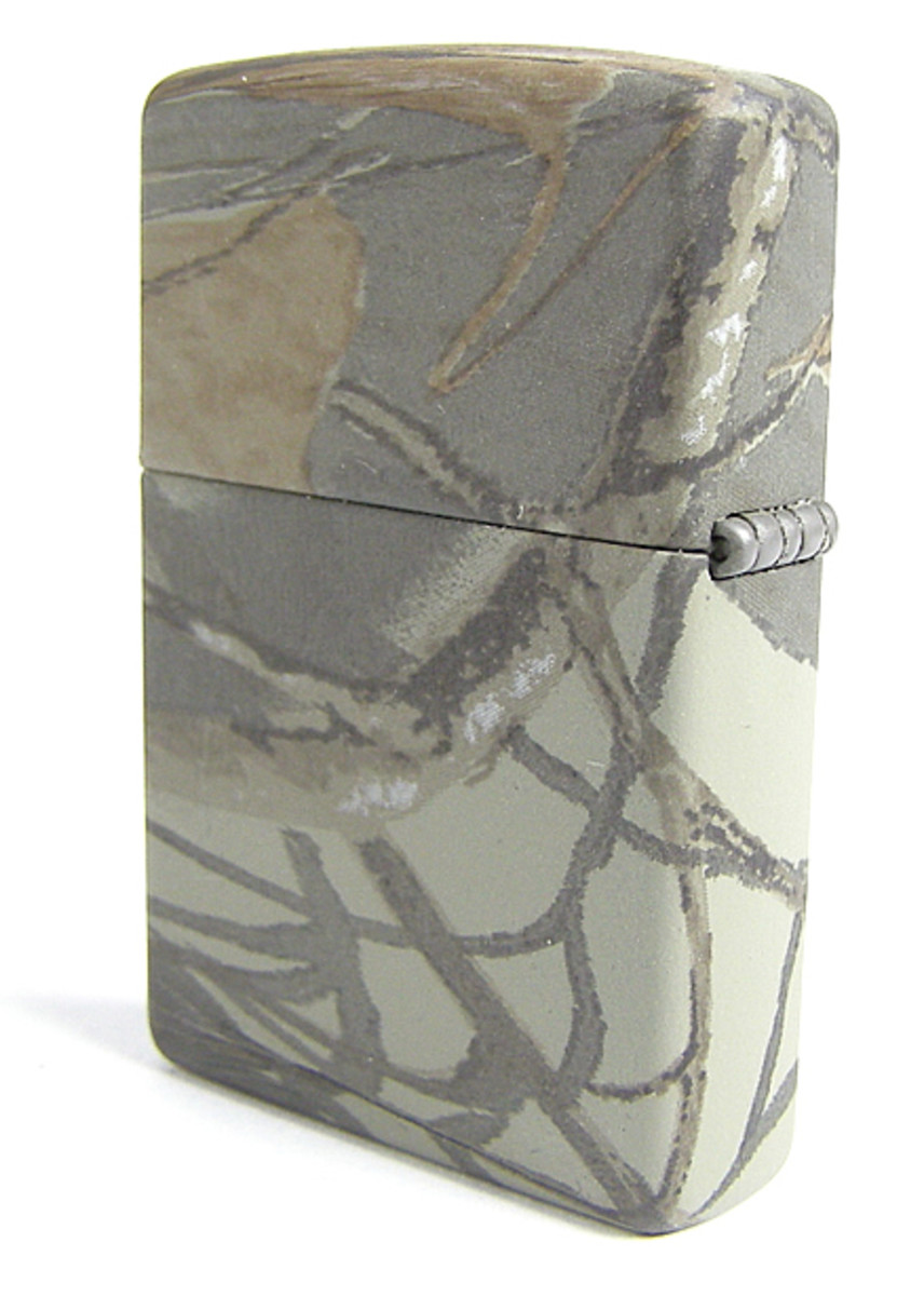 Stussy x Zippo - Real Tree Camouflage Lighter