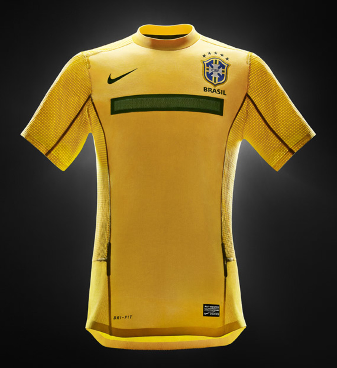 Nike Unveils New Brasil National Team Jersey 3