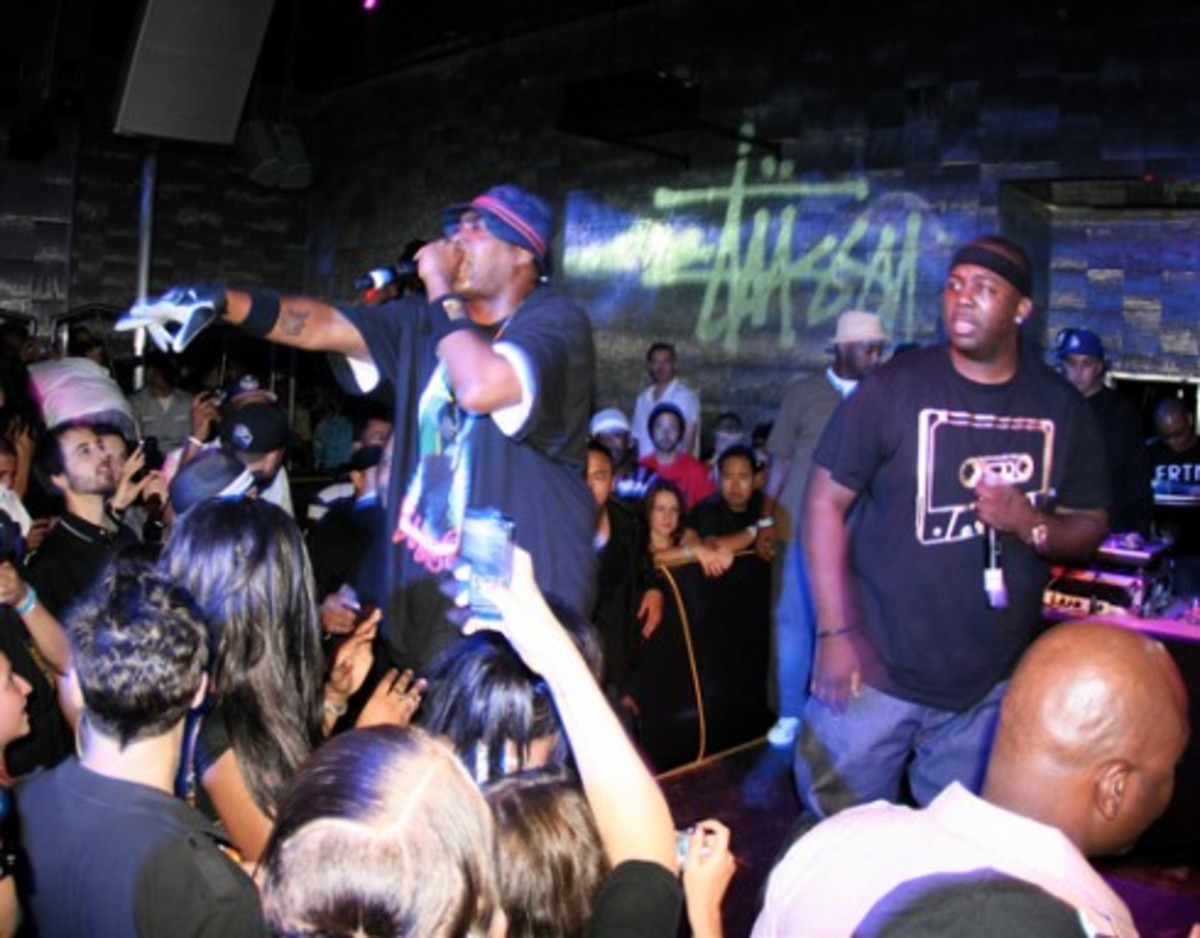 Stussy x EPMD Strictly Business Party Pictures - 6