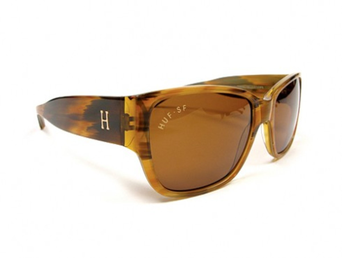 Huf x Mosley Tribes Sunglasses
