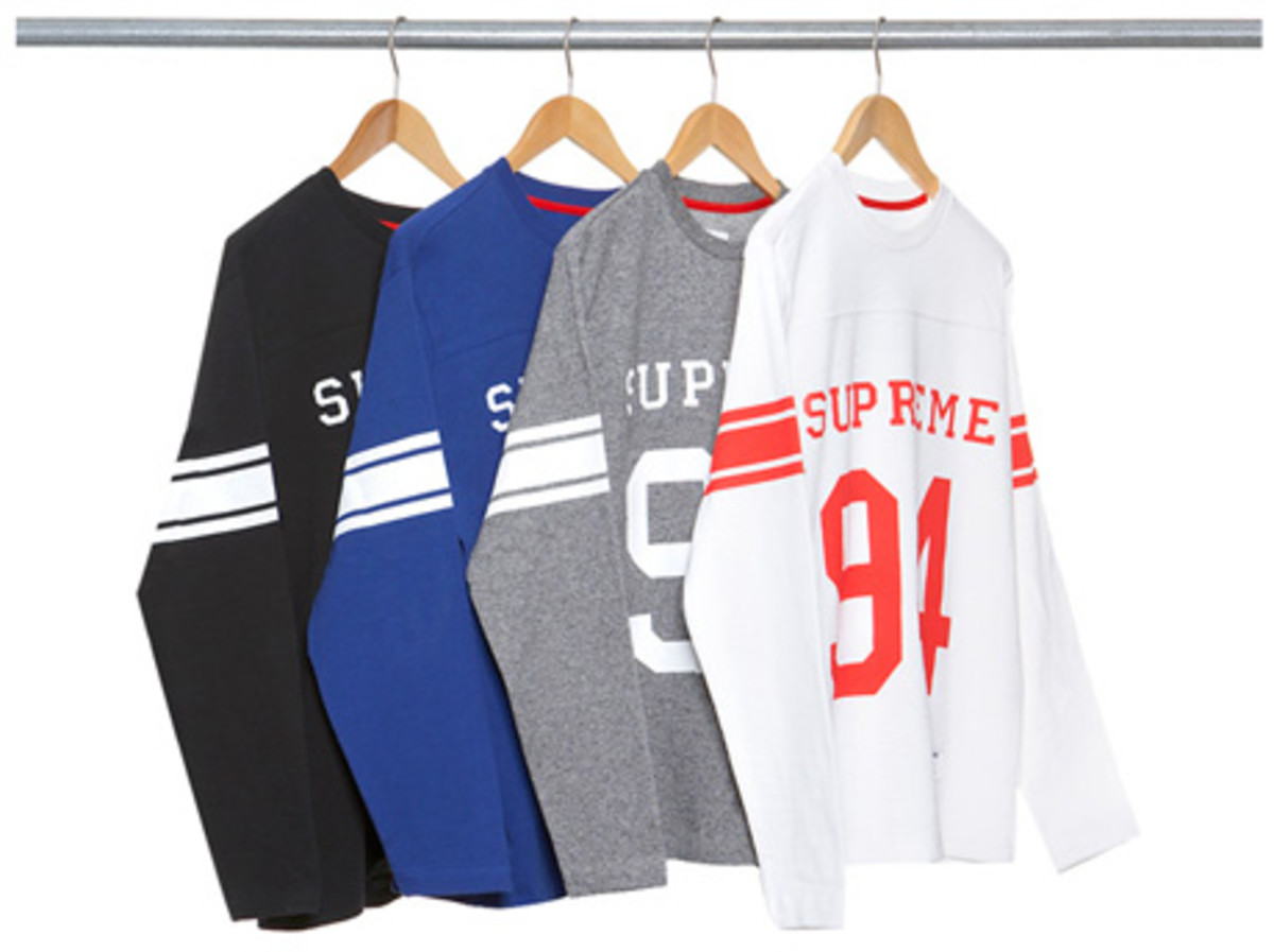 Supreme - Fall/Winter 2008 - T-Shirts + Knits - 4