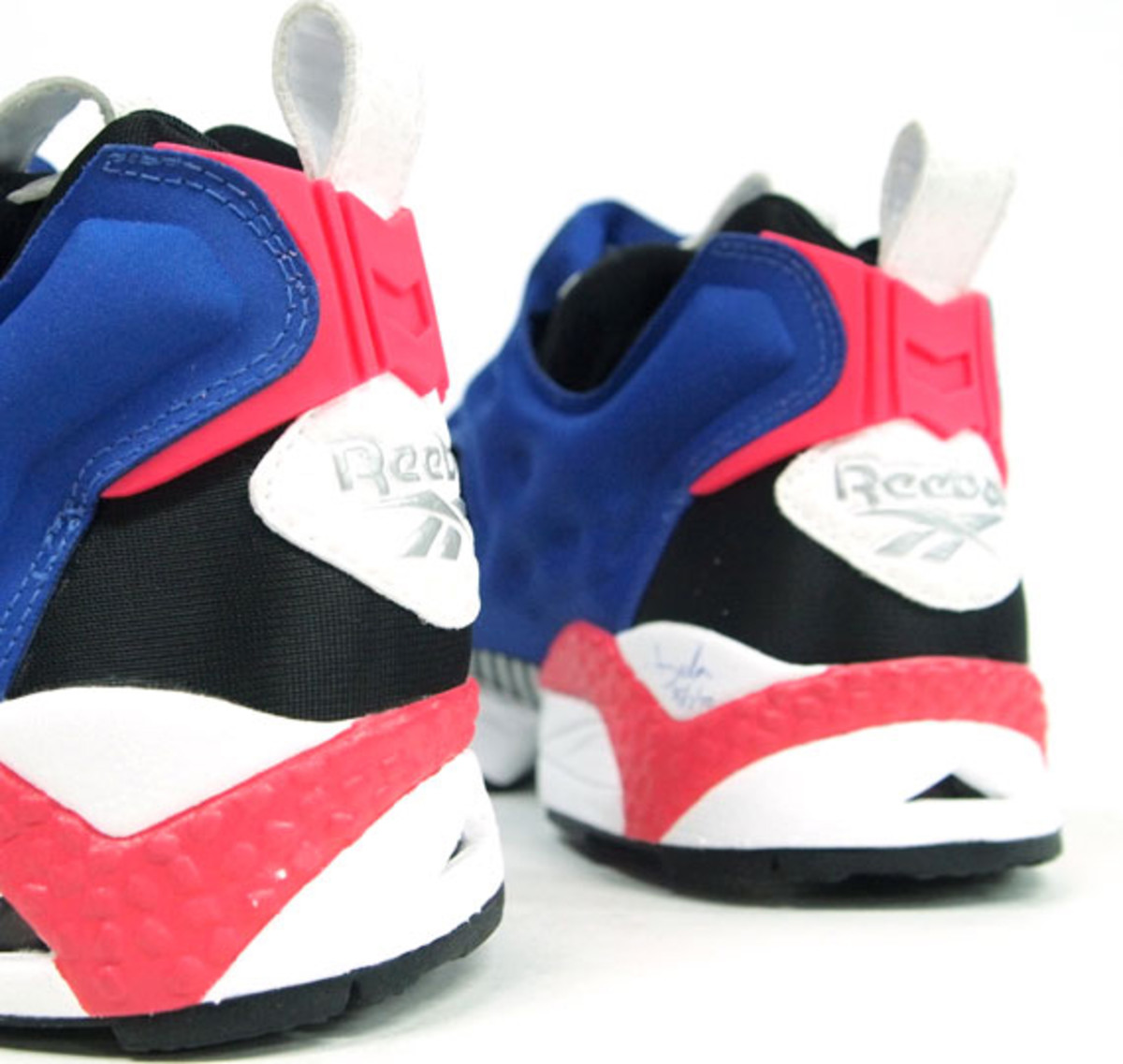 Insta Pump Fury Tricolore 4