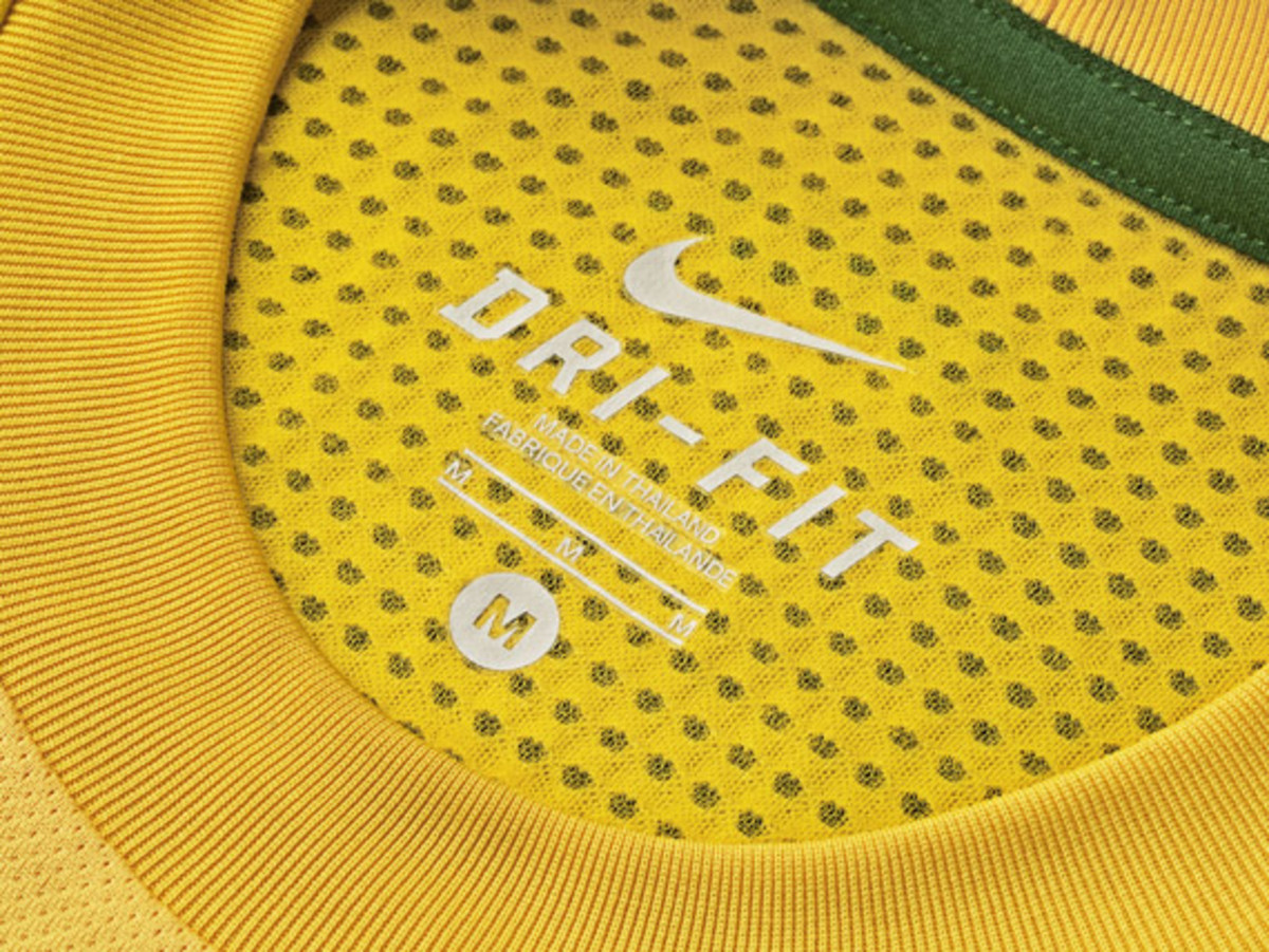 Nike Unveils New Brasil National Team Jersey 9