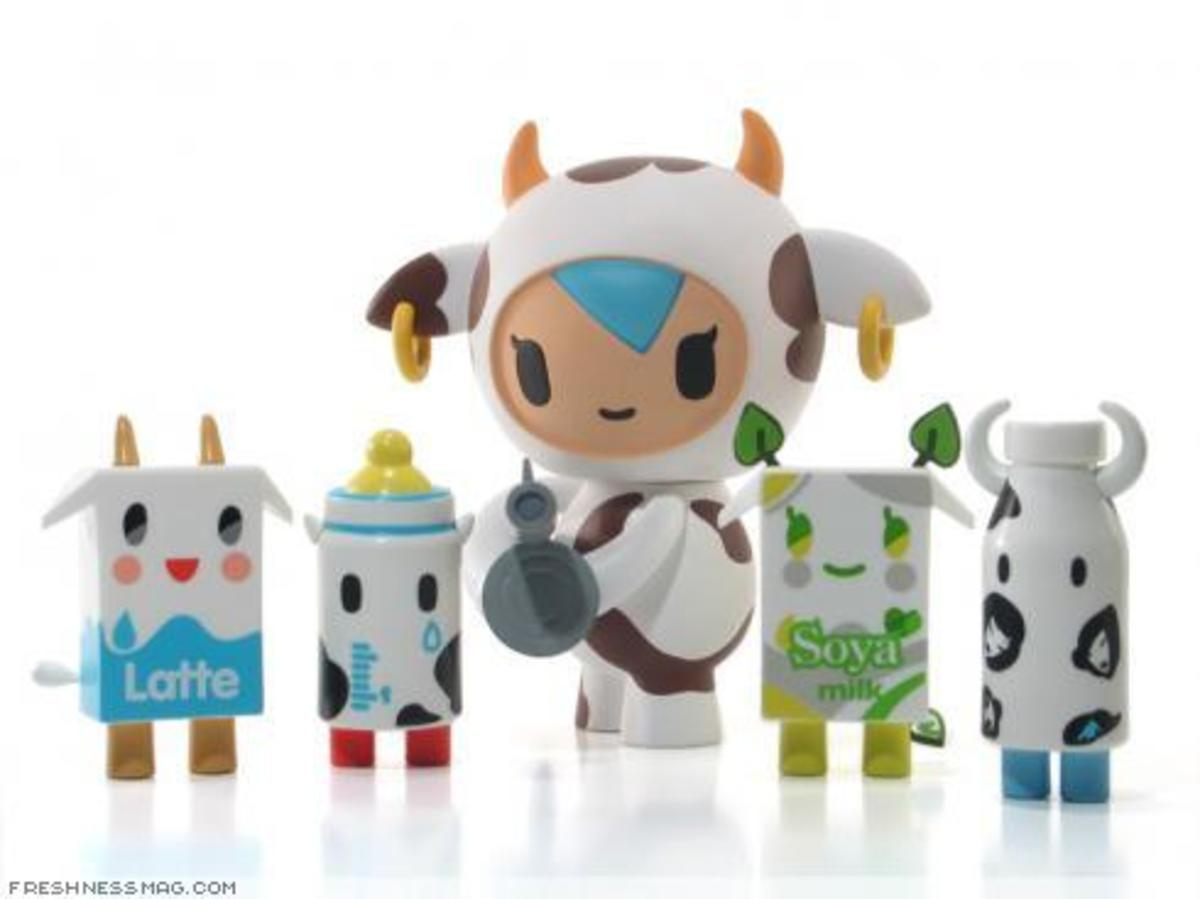 The Moofia - tokidoki - 0