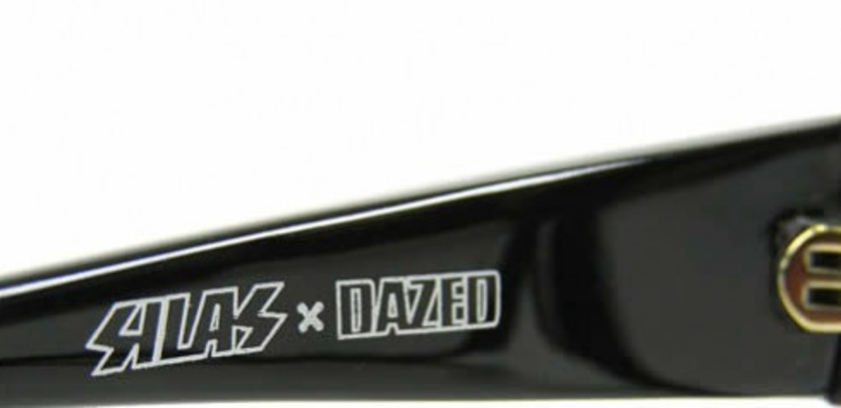 SILAS x Dazed & Confused - SILAS 10th Anniversary Eyewear