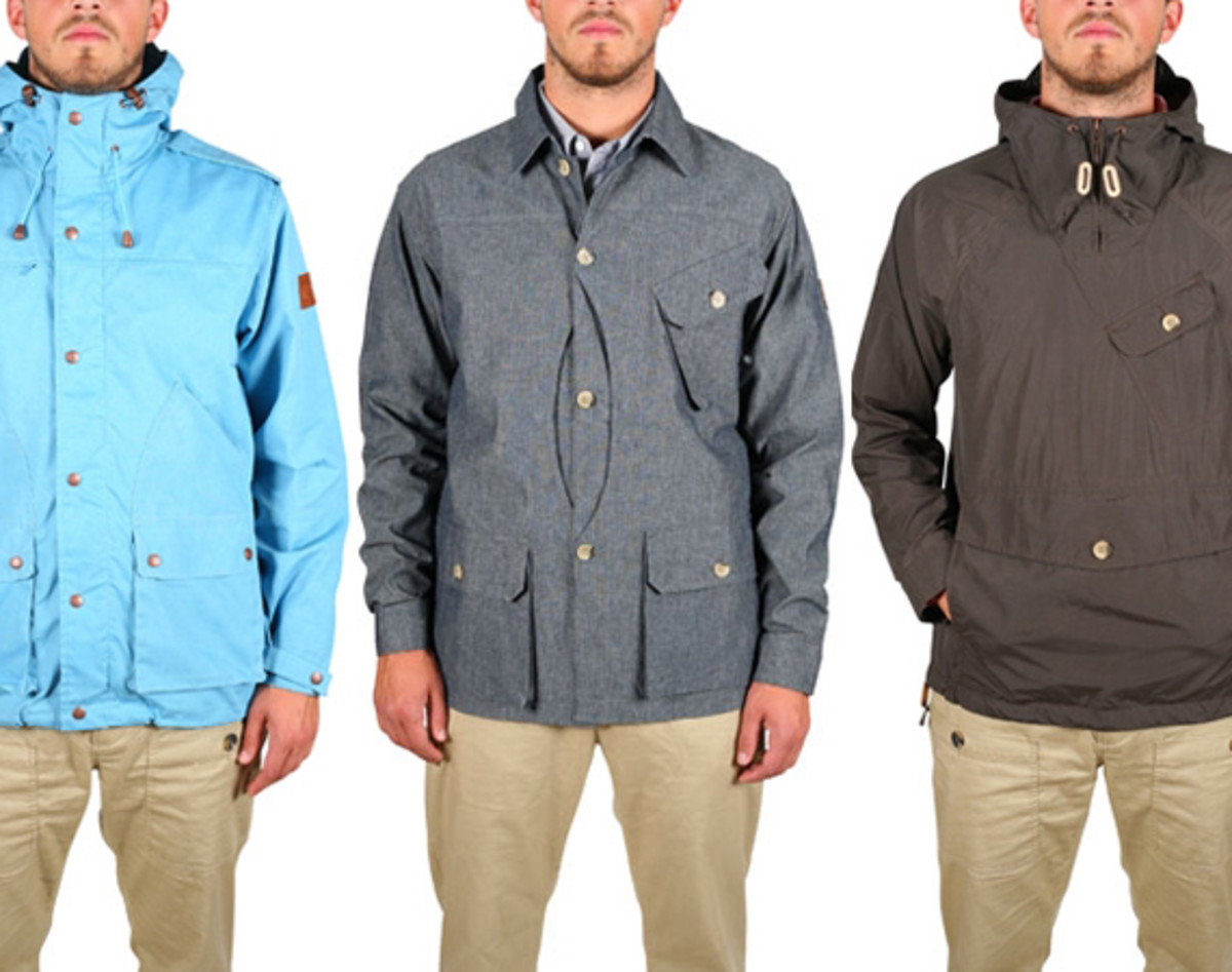 Penfield SS2011 jackets front