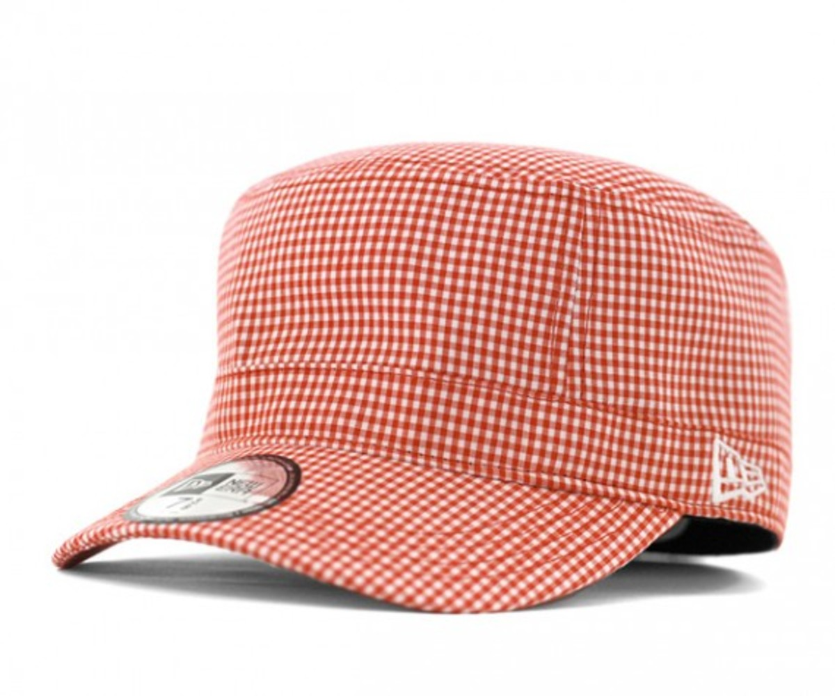 WM-01 Gingham Check Red