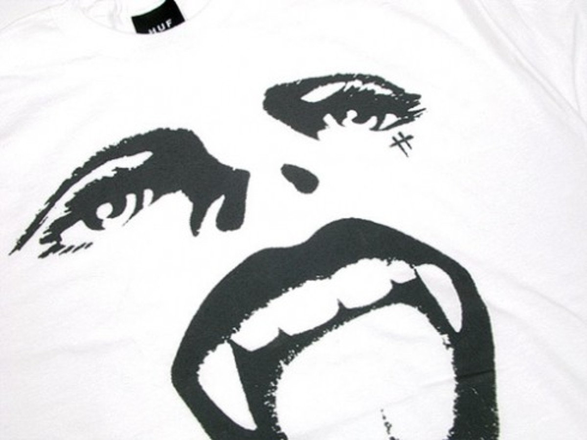 HUF - Fall/Winter 2008 T-Shirt Collection - 5