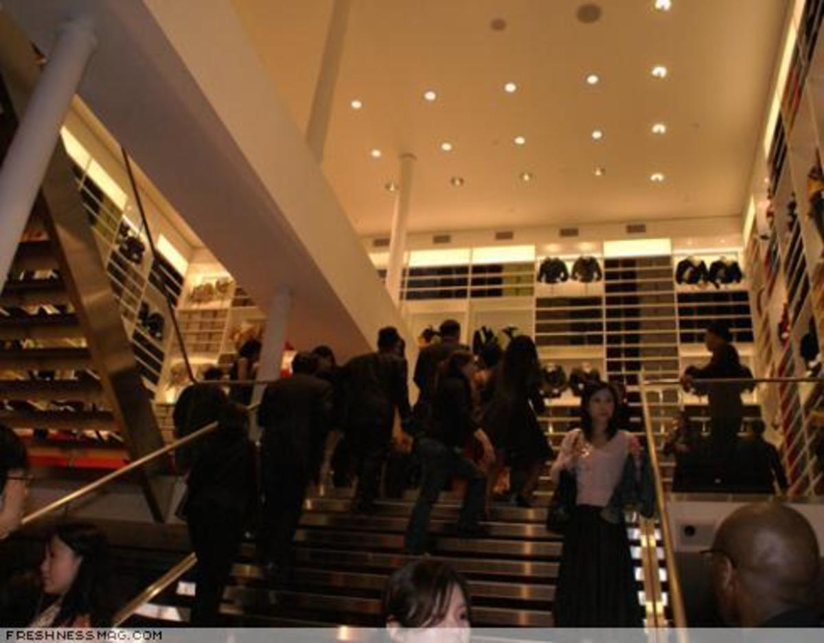 UNIQLO SoHo Flagship - Pre-Opening Party - 3