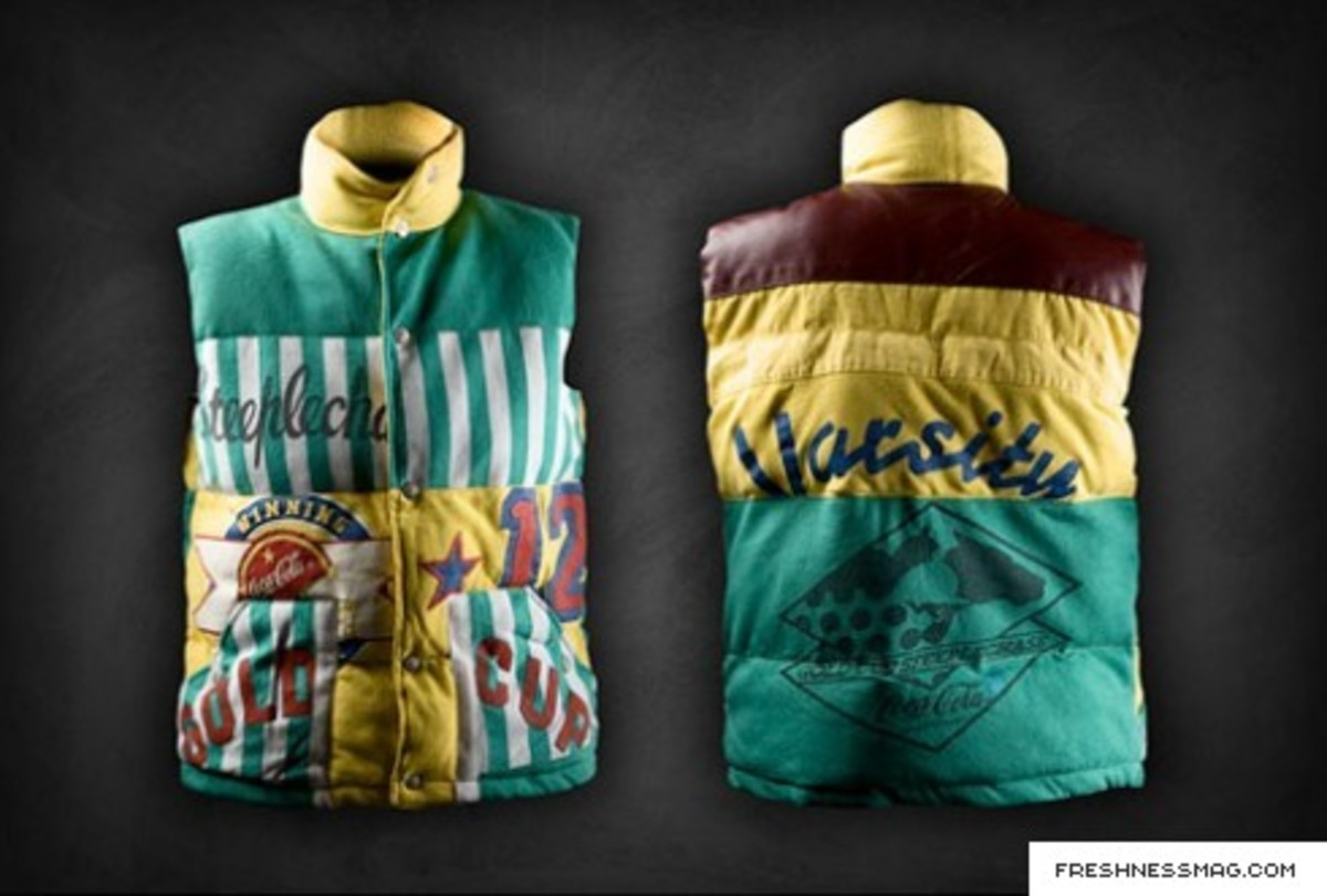 "Dr. Romanelli x FRUITION ""Recycled Pop Bubble Vest"" Collection - 9"