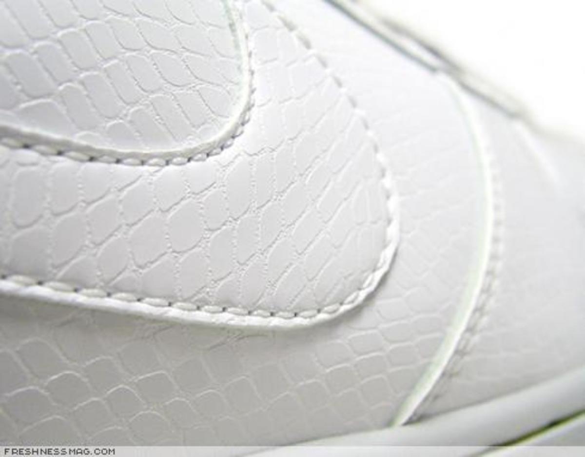 Babekubcity x Nike SB 4th Edition - White Snake - 3
