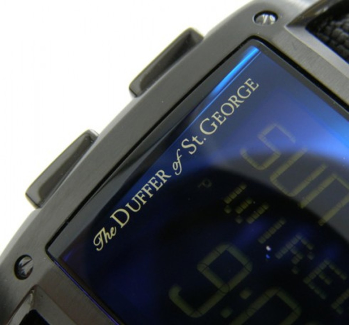 The DUFFER of St. GEORGE x WIRED - AGBH041 Watch