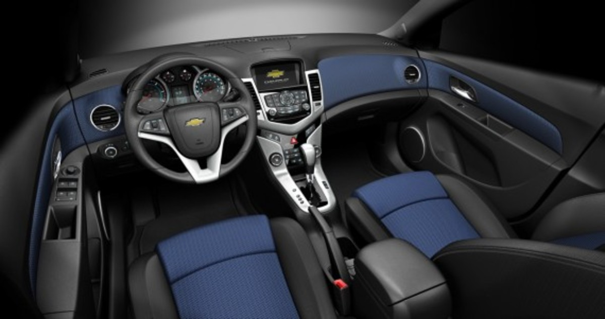 Ward's 10 Best Car Interiors 5
