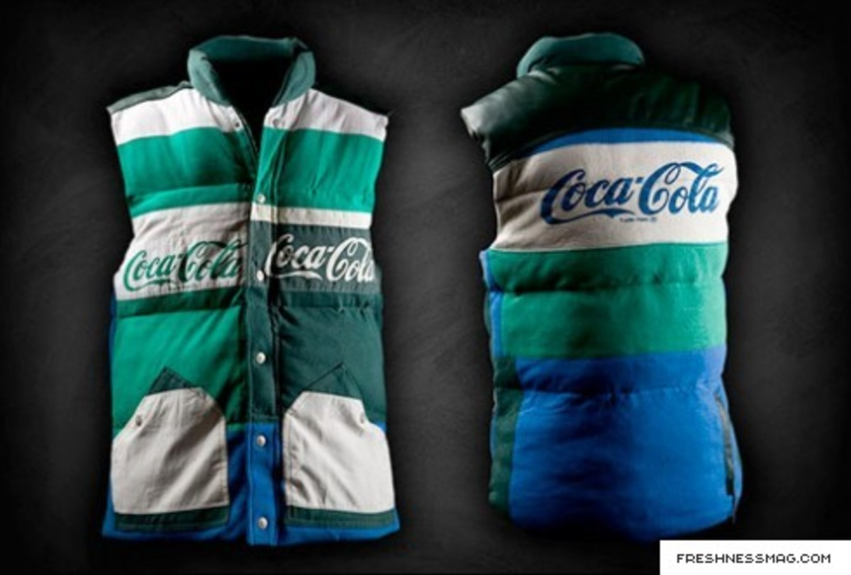 "Dr. Romanelli x FRUITION ""Recycled Pop Bubble Vest"" Collection - 11"