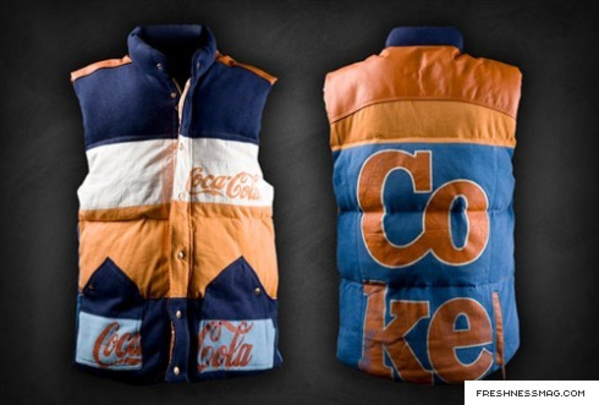 "Dr. Romanelli x FRUITION ""Recycled Pop Bubble Vest"" Collection - 13"