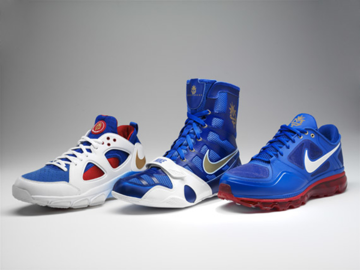 Nike Pacman Boxing Shoes