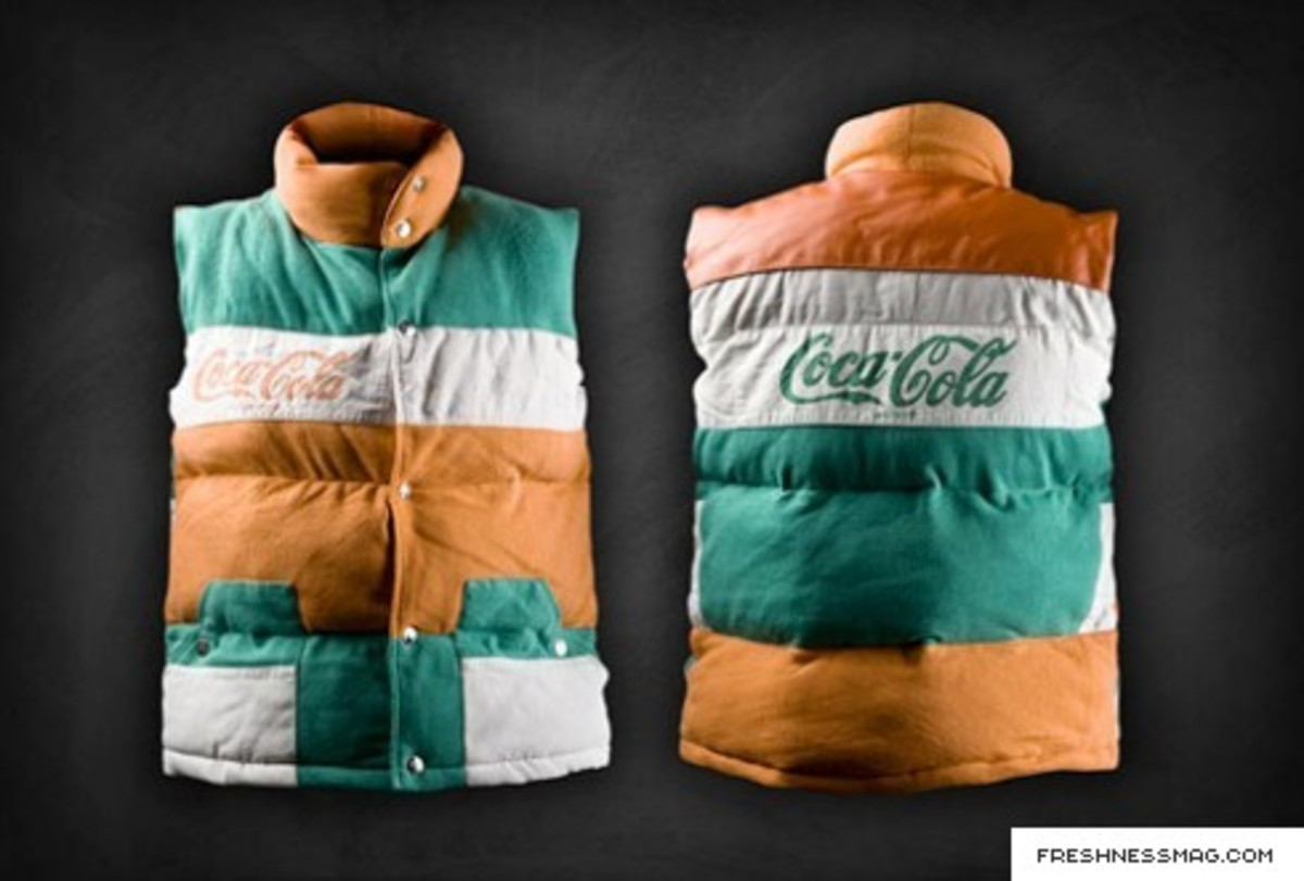 "Dr. Romanelli x FRUITION ""Recycled Pop Bubble Vest"" Collection - 8"