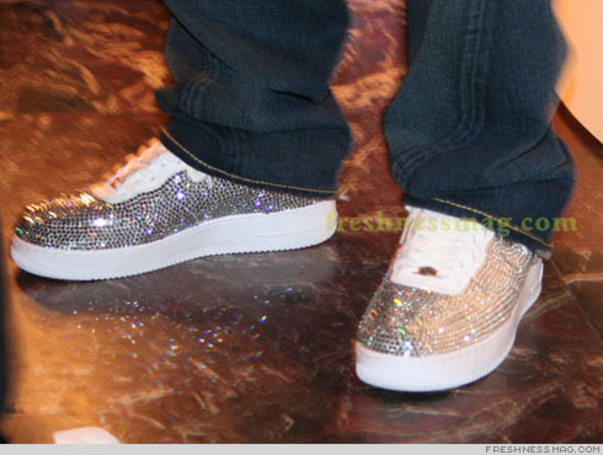 Air Force 1 25th Anniversary - The Shoes!! - 13