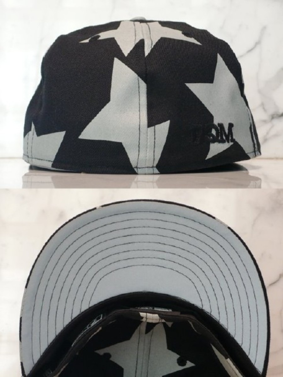 DQM x New Era - Star Pattern 59FIFTY - 3
