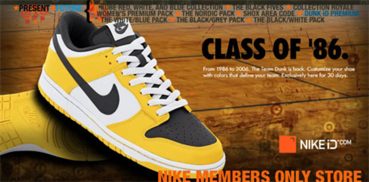 the latest 282db 0b3a4 Nike Dunk Low iD Premium