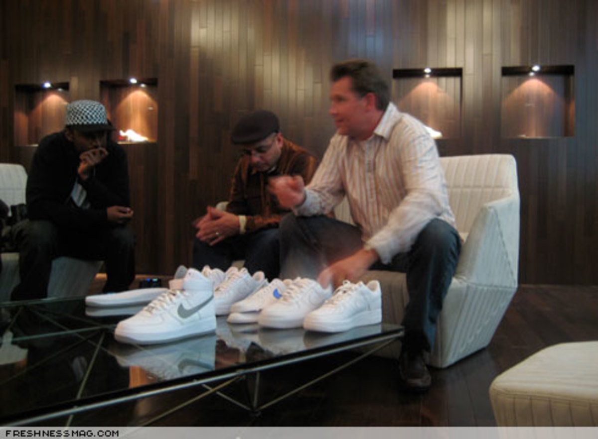Nike  Air Force 1 25th Anniversary Celebration - Part 1 - 6