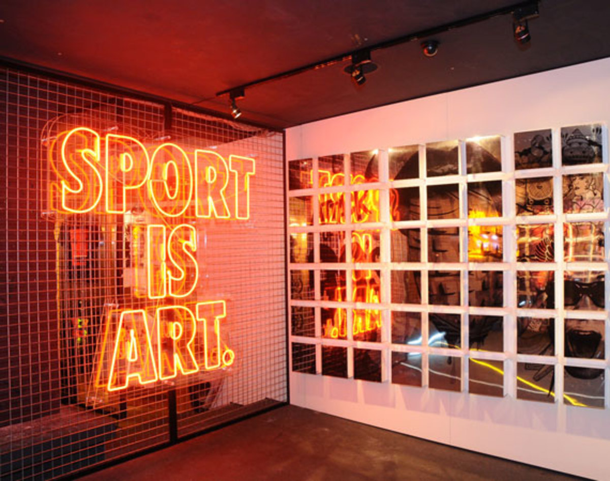 Nike Sportswear Sports Is Art Event Hong Kong Event