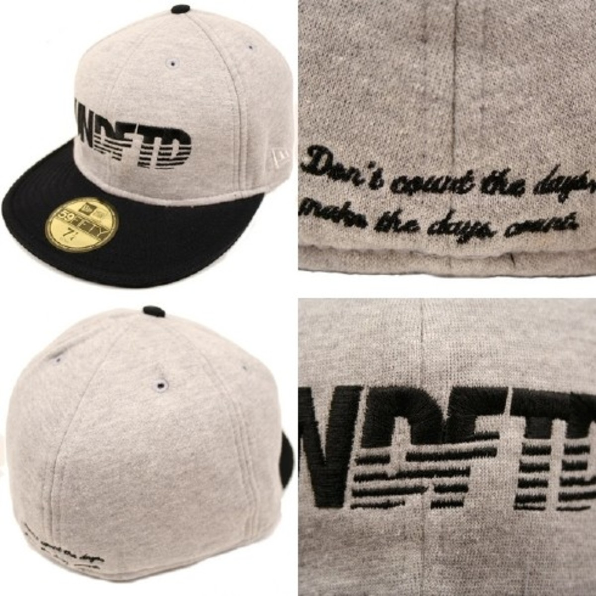 UNDFTD - Fall 2008 Collection - New Era Fitteds - 2