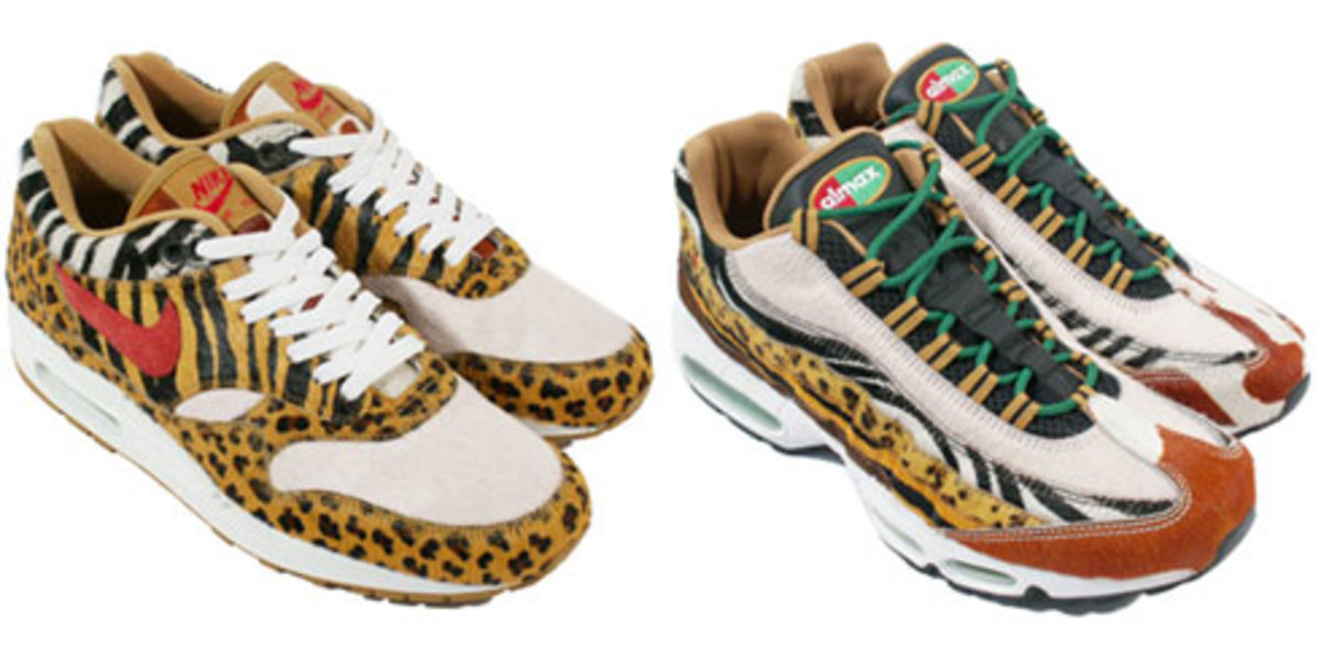 "atmos x Nike Air Max Premium - ""Safari Pack"" - 0"