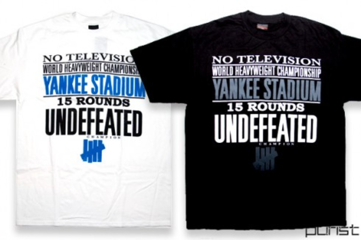 UNDFTD - Fall 2008 Collection Drop 1.0 Release - 1