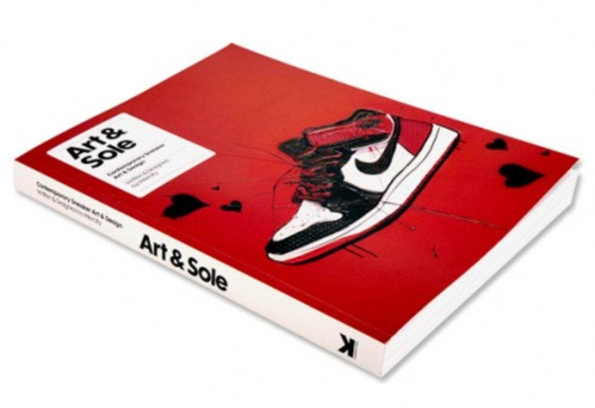 Art and Sole - Sneakers & Art Book by Innercity Design