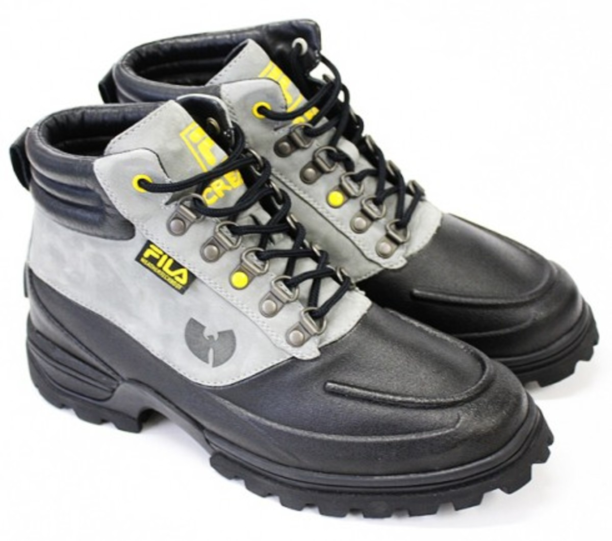 FILA x Wu-Tang Clan - Weather Tech Boot