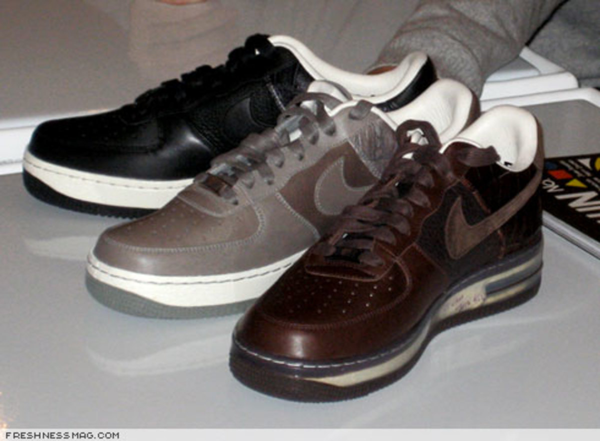 Nike  Air Force 1 25th Anniversary Celebration - Part 1 - 8