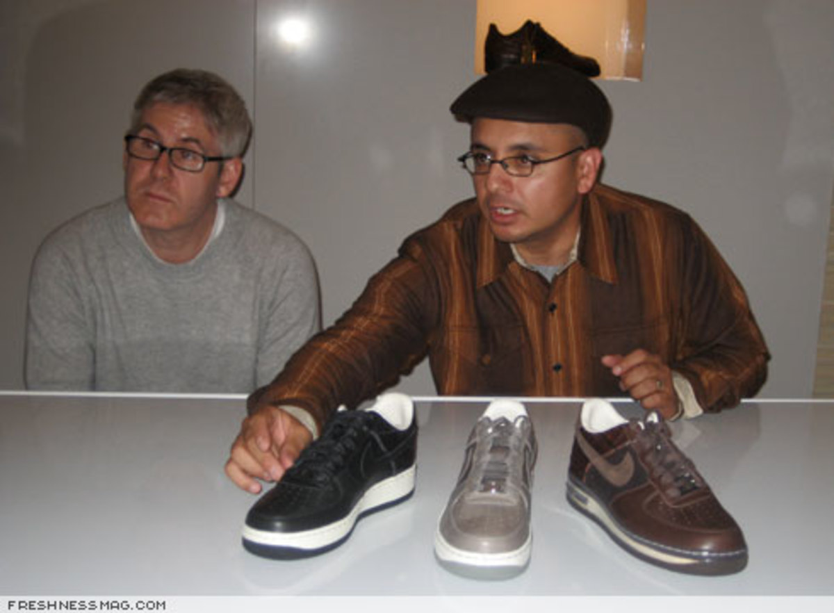 Nike  Air Force 1 25th Anniversary Celebration - Part 1 - 7