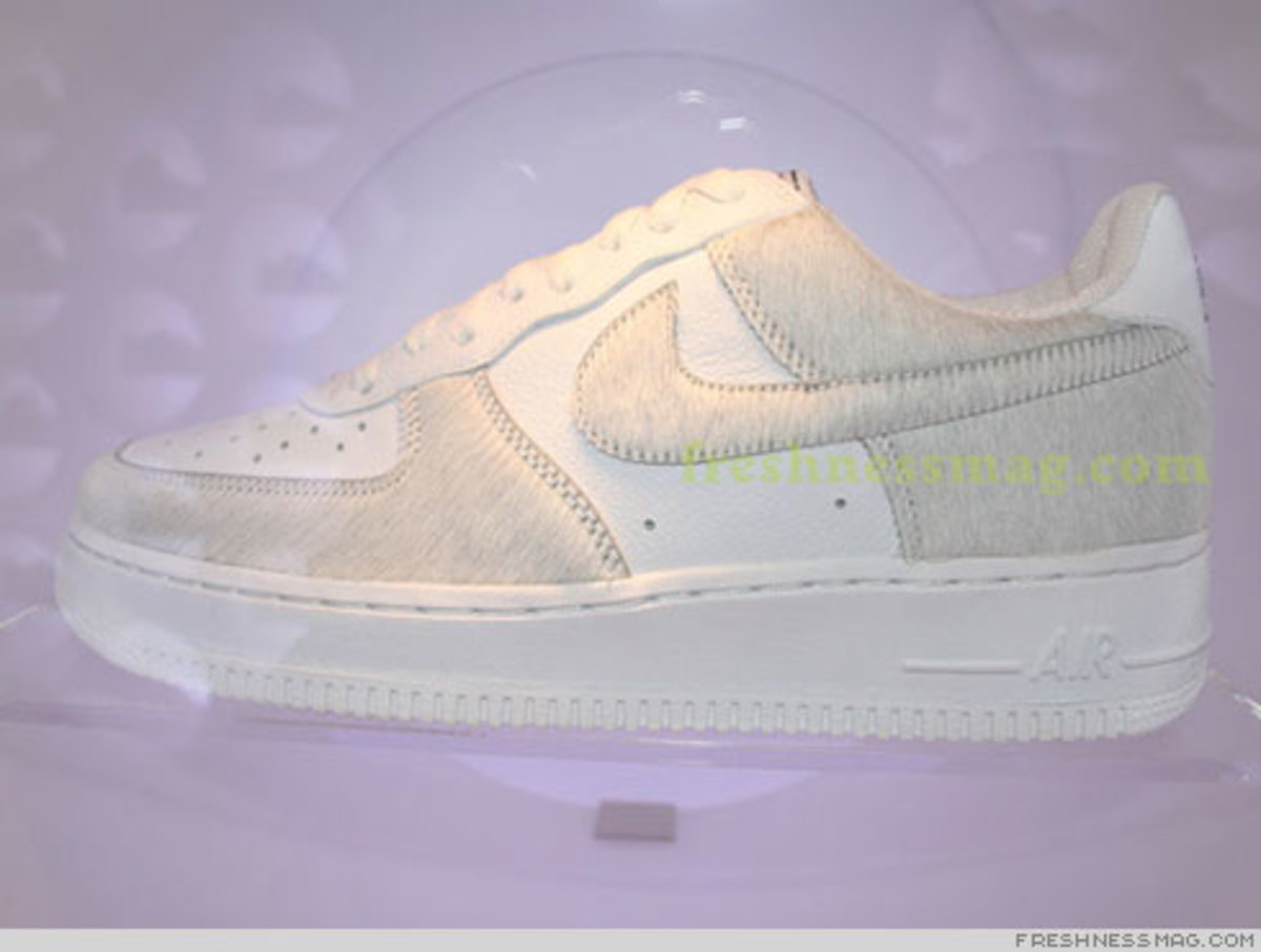 Air Force 1 25th Anniversary - The Shoes!! - 5