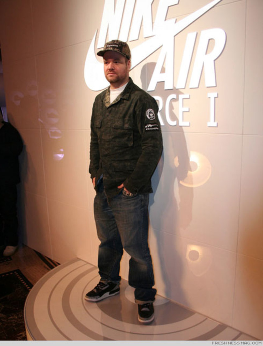 Air Force 1 25th Anniversary - Party People - 9