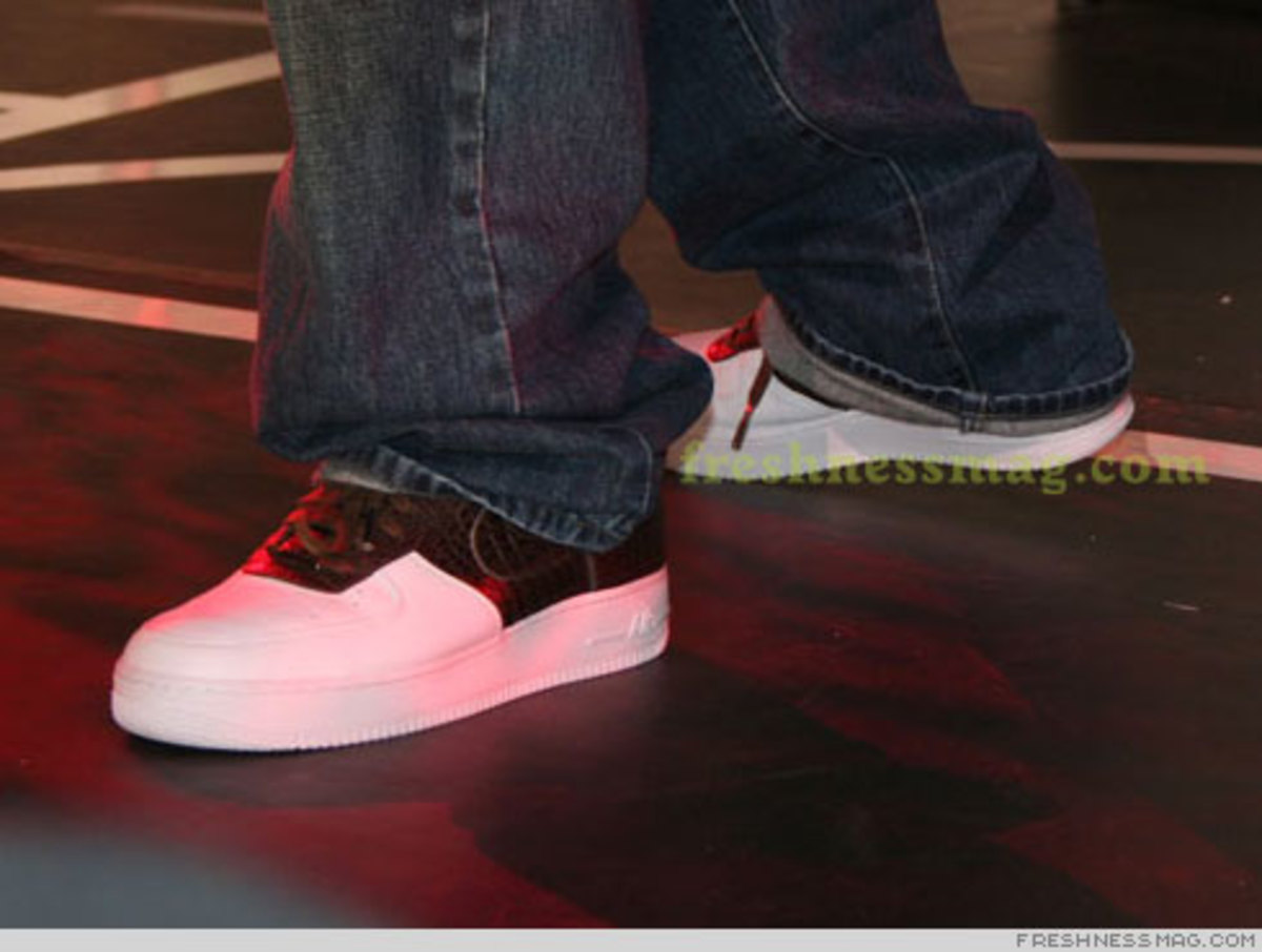 Air Force 1 25th Anniversary - The Shoes!! - 17
