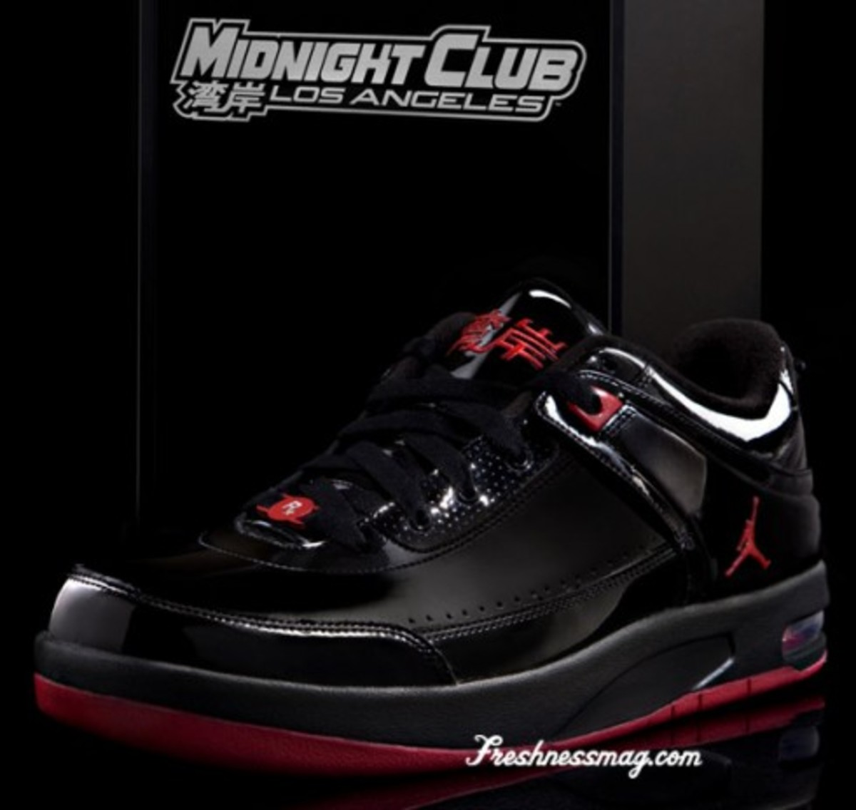 Air Jordan x Rockstar Games - Midnight Club