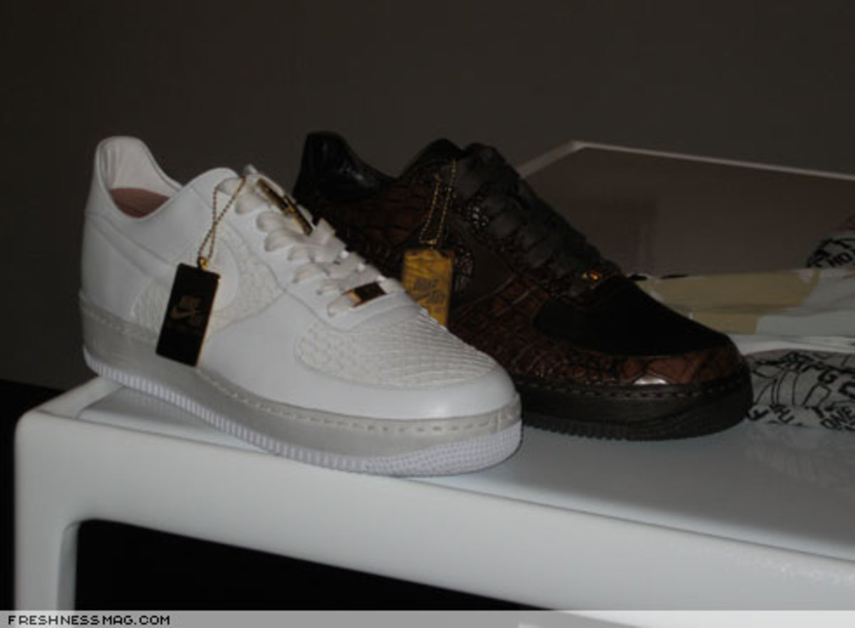 Nike  Air Force 1 25th Anniversary Celebration - Part 1 - 9