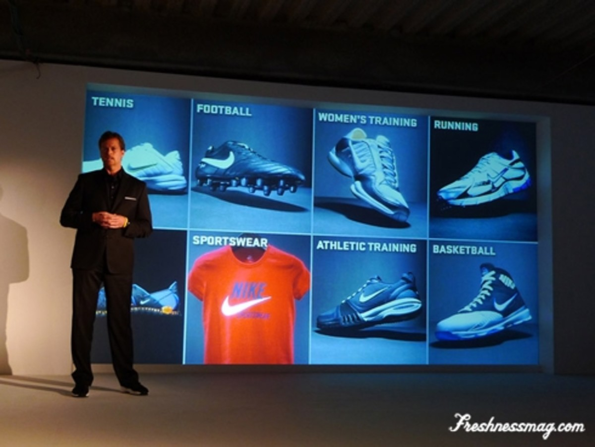 Nike Considered Design Summit - Mark Parker