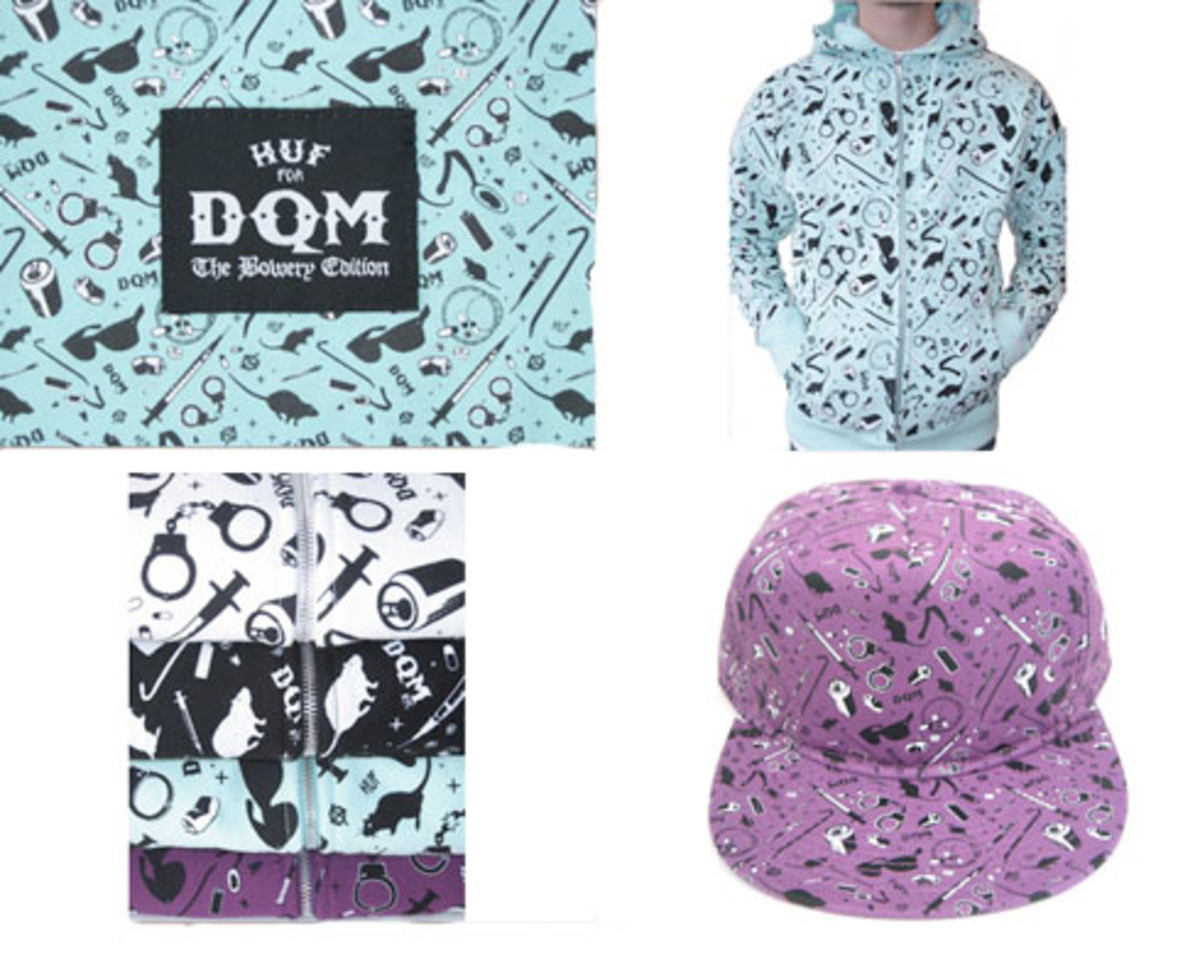 HUF for DQM - The Bowery Collection - 0