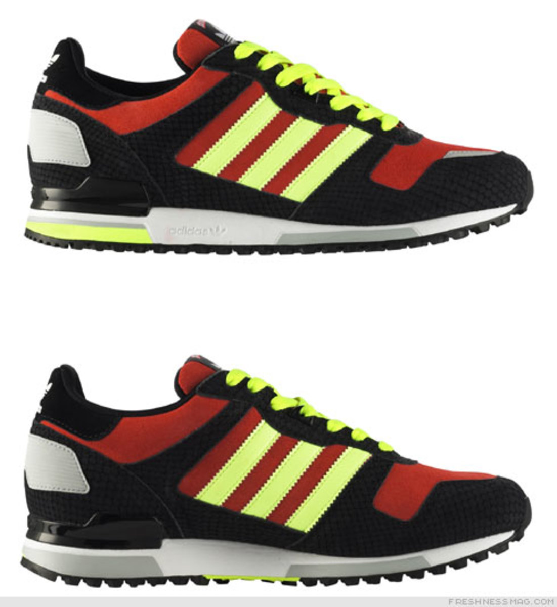 Freshness Feature: Adidas ZX Family - Animal Pack - 5
